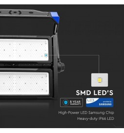 FARO LED 120° 500W SMD DIMMERABILE CHIP SAMSUNG VT-503D SKU: 496