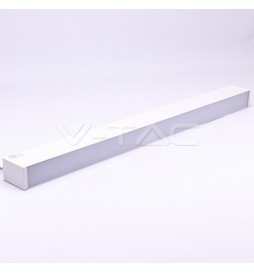 LAMPADA LED A SOSPENSIONE LINEAR LIGHT 60W CHIP SAMSUNG VT-7-60 SKU: 377/ 378/ 379