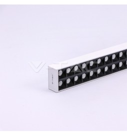 LAMPADA LED A SOSPENSIONE LINEAR LIGHT 60W CHIP SAMSUNG VT-7-61 SKU: 606/ 607