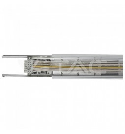 LINEAR TRACK TRUNKING MODULE PROLUNGA PER TRACK LIGHT V TAC PRO - SKU 1451