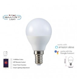 LAMPADINA SMART LED WI-FI...