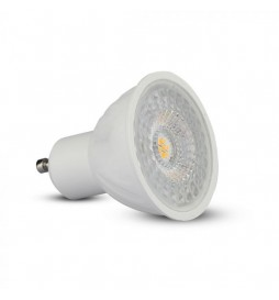 LAMPADINA LED GU10 6,5W FARETTO SPOTLIGHT CHIP SAMSUNG DIMMERABILE VT-247D SKU: 198/ 199/ 200